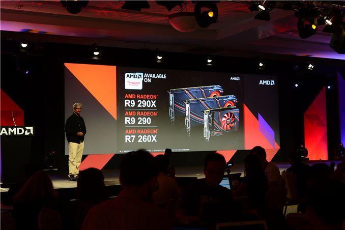 AMD Hawaii Livestream Highlights: R9 290X and 2014 GPU Lineup