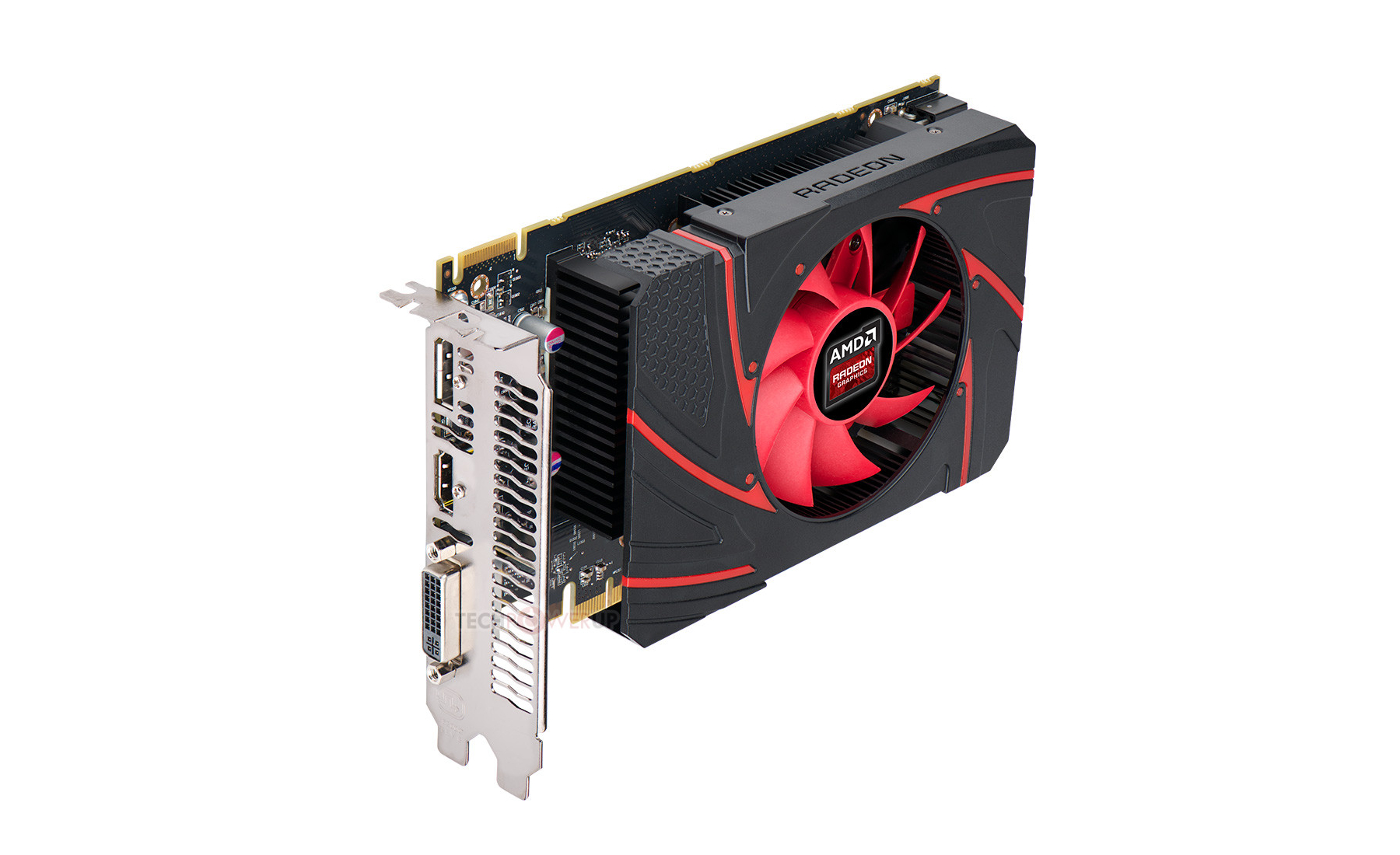 AMD Radeon R7 260 Low-Cost DirectX 11 Graphics Card