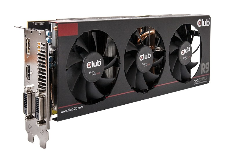 AMD Radeon R9 290X 8 GB Graphics Card Released by Club 3D