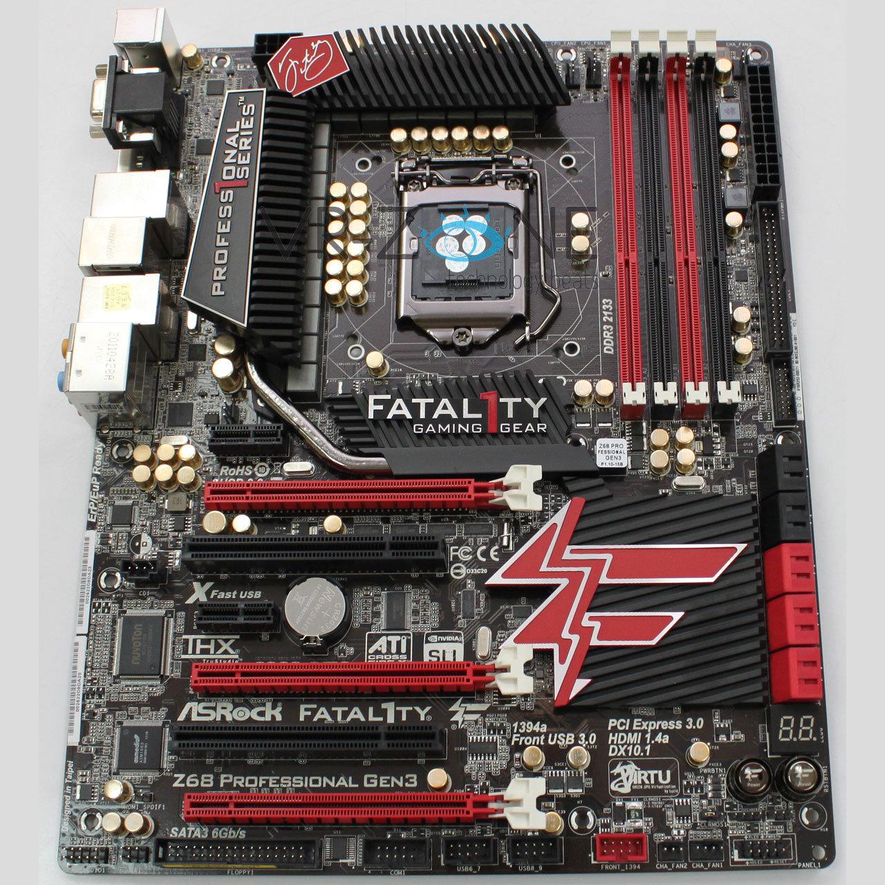 Asrock Z68 Extreme7 Gen3 Intel Rapid Storage Drivers for Mac
