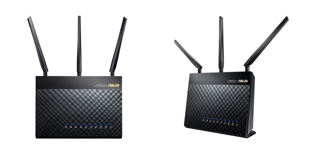 ASUS RT-AC68 Routers Firmware Reaches Version 3 0 0 4