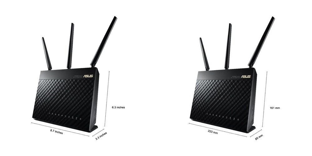 asus router rt-ac68u firmware previous update