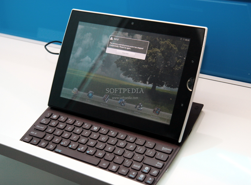 asus slider is a mighty tablet with a physical keyboard rh news softpedia com Asus Windows Tablet Asus Tab