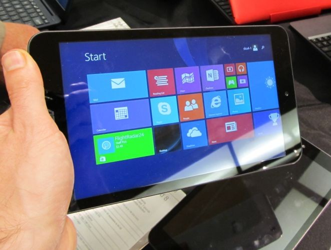 ASUS VivoTab 8 Tablet with Windows 8 1 with Bing Drops in