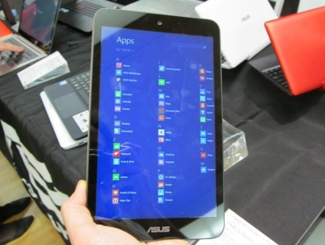 ASUS VivoTab 8 Tablet with Windows 8 1 with Bing Drops in October