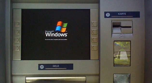 ATMs to Skip Windows 8 1 and Move Directly to Windows 10