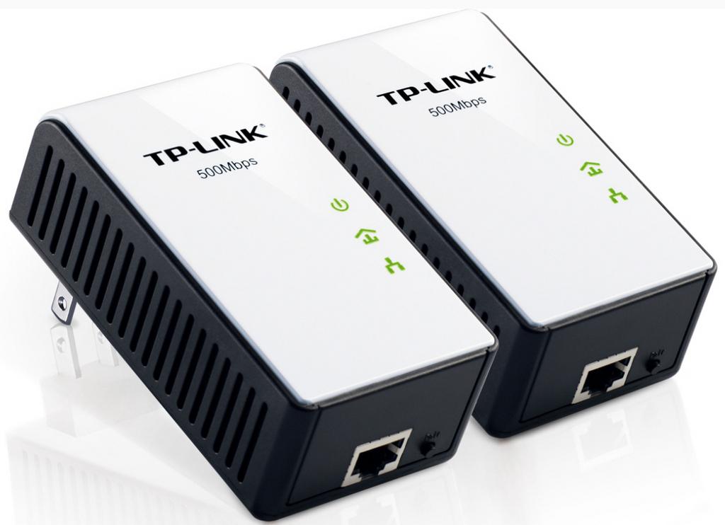 av500 gigabit powerline adapter launched by tp link. Black Bedroom Furniture Sets. Home Design Ideas