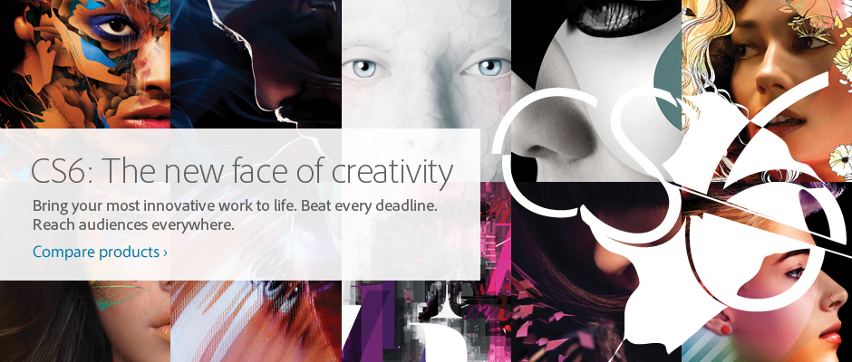 Adobe Creative Suite 6 Is Now Available Cloud Version Soon