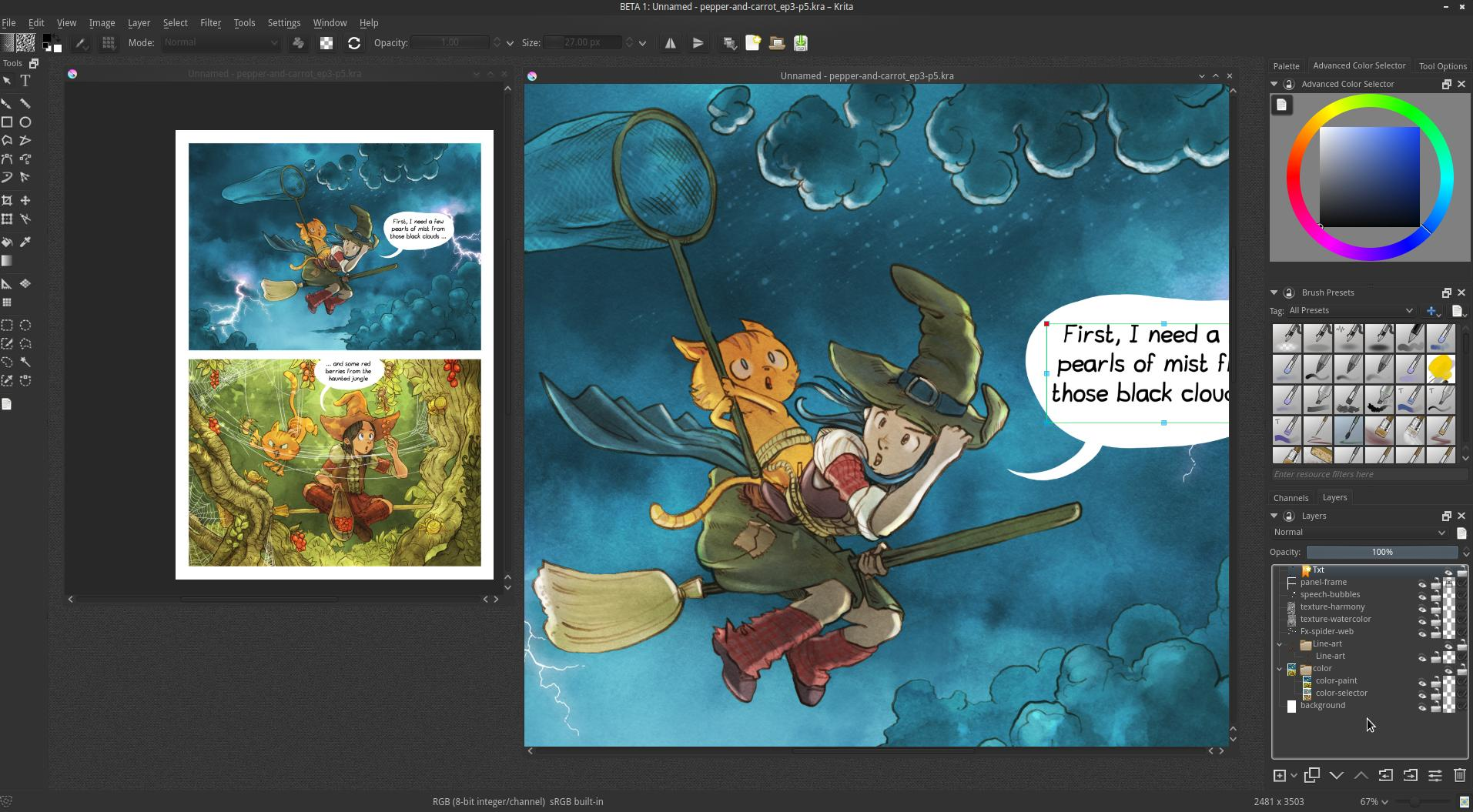 Adobe's Photoshop Ditched for Krita at French University Due