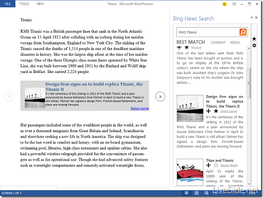 Agave Apps for Office 2013 Get Detailed