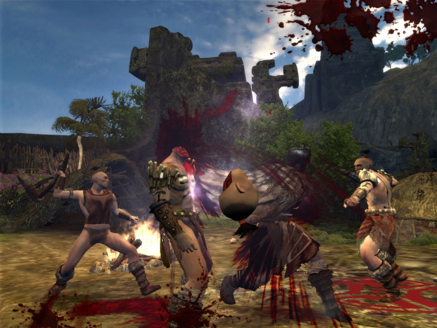 Age of Conan Patch Already Launched