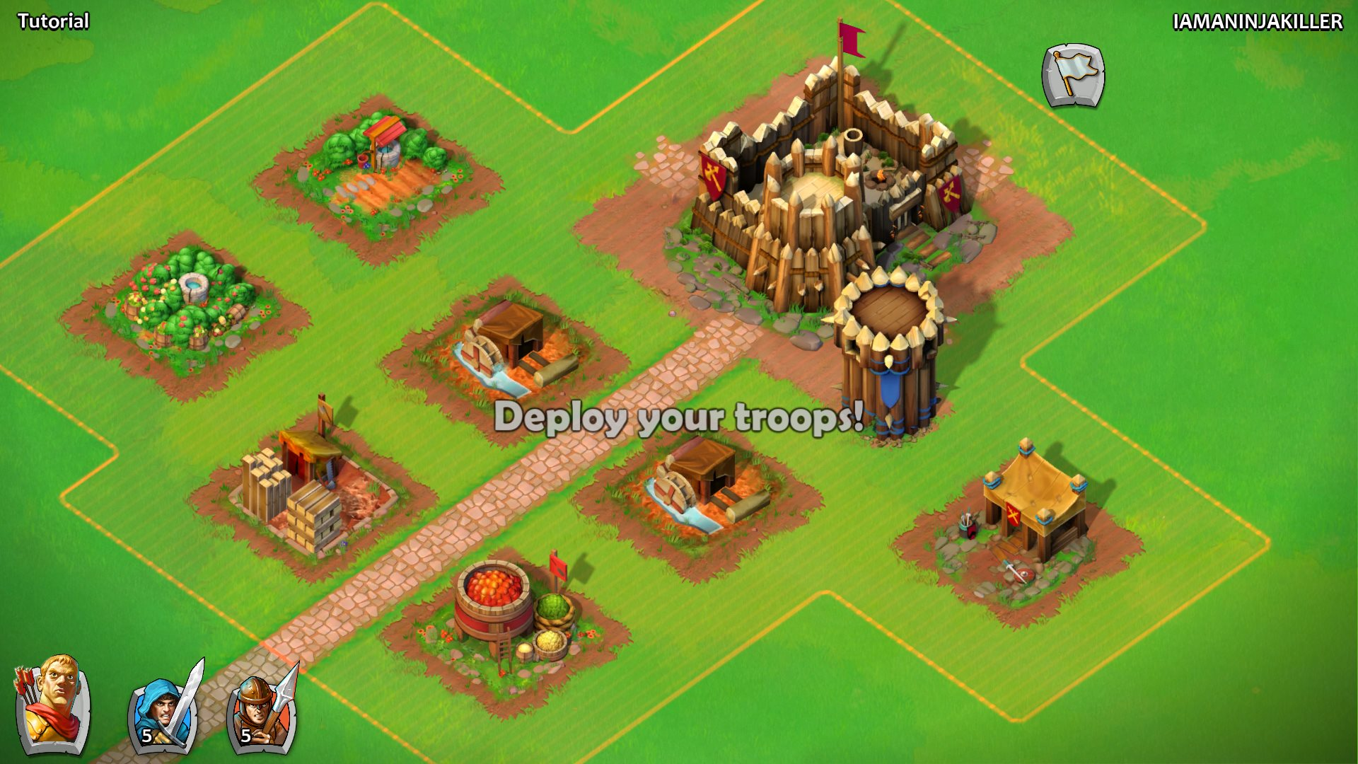 Age of Empires Castle Siege on Windows 8.1 ...
