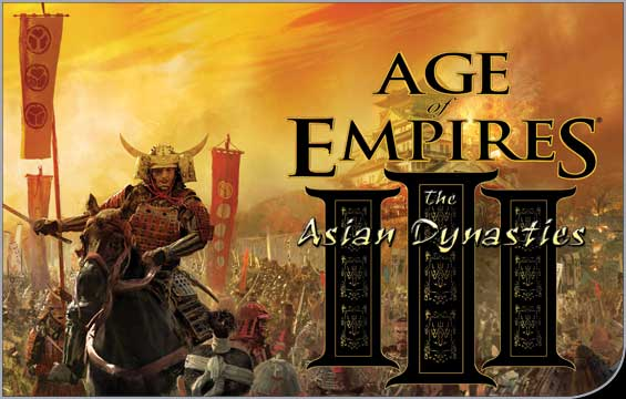 Age of Empires III: The Asian Dynasties Headed to Mac