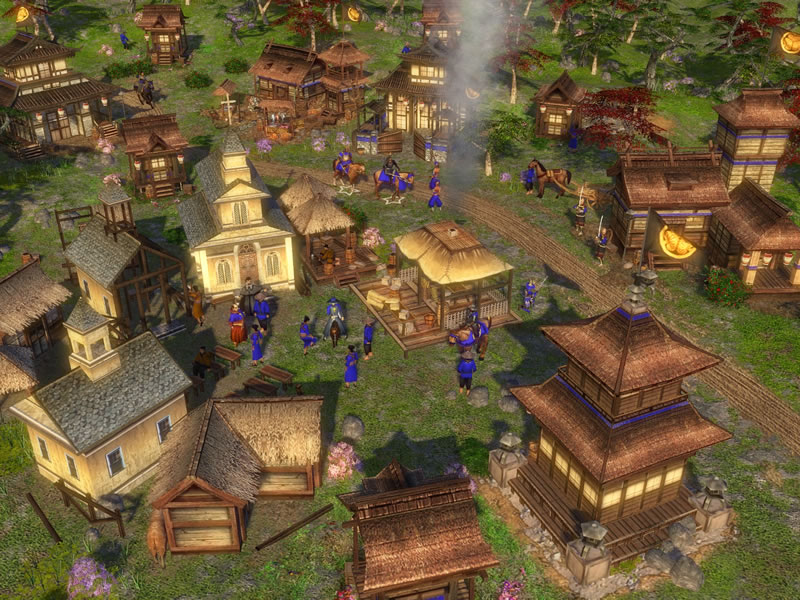 Age of Empires III: The Asian Dynasties for Mac Goes Gold