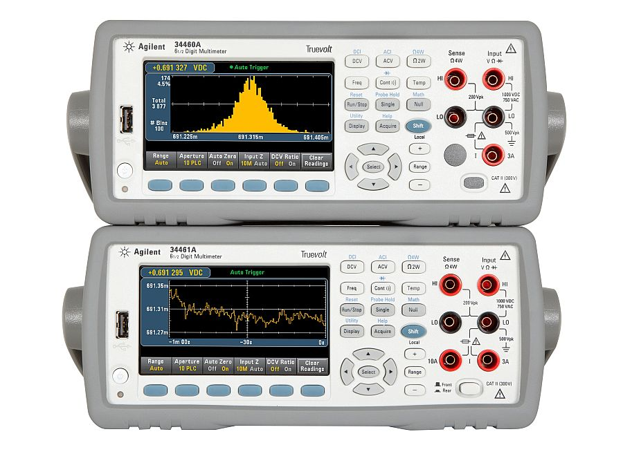 Agilent Technologies 34460A Digital Multimeter 64 BIT Driver