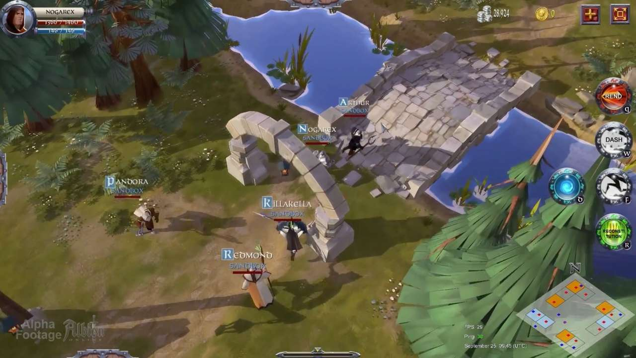 Albion Online Problems albion online new video shows how the mmo plans to pull off