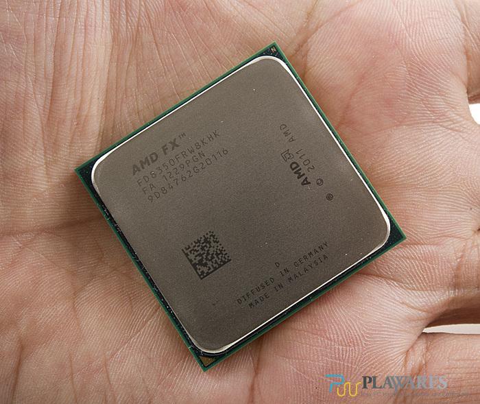 AMD FX-8350 8-core CPU