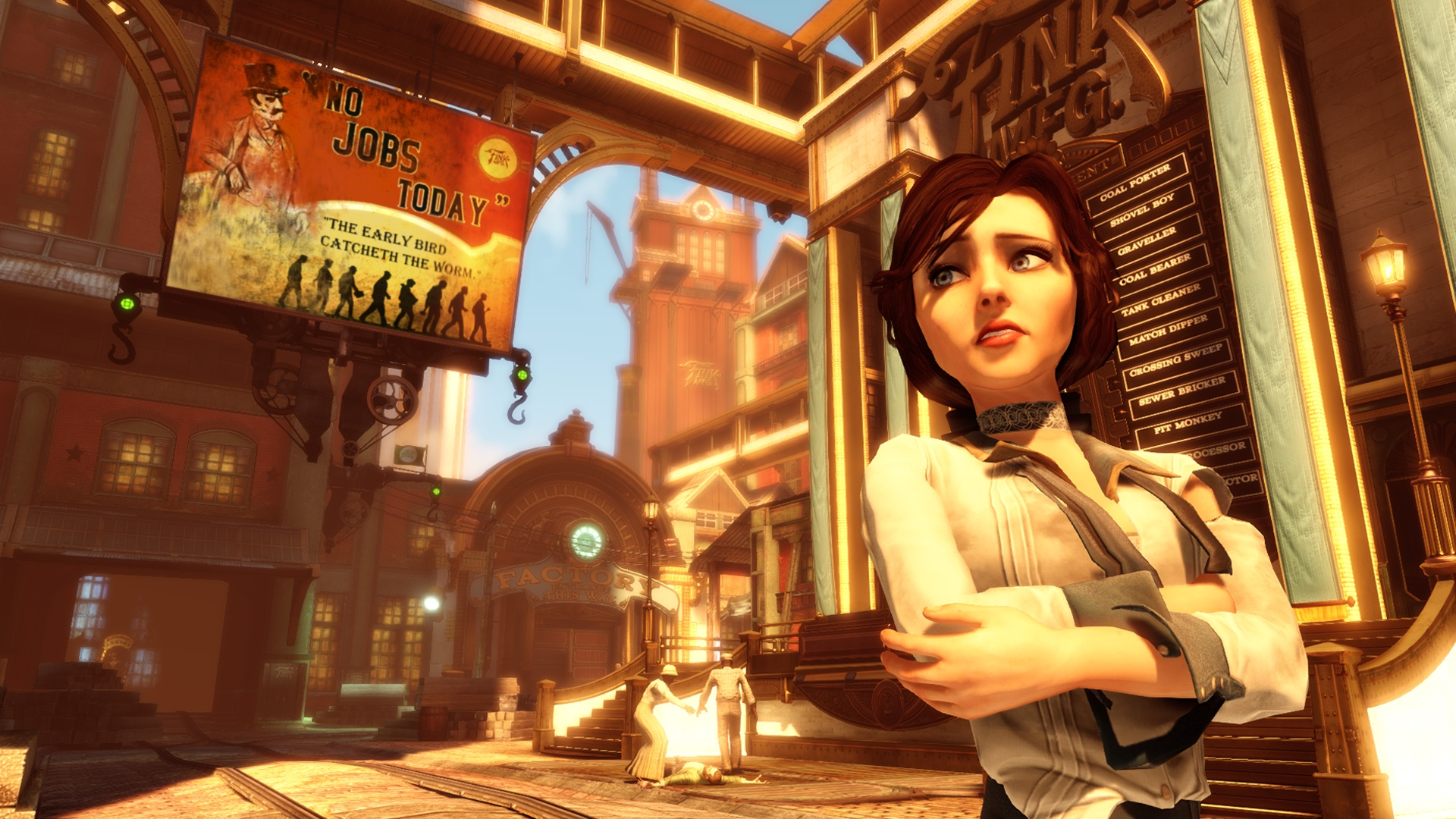 All BioShock Infinite Pre-Order Rewards on Steam Unlocked Including