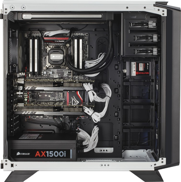 Corsair Hydro Series H110i Gt Installed