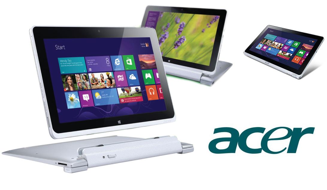 Acer Iconia W700 Intel Sensor DFU Drivers (2019)