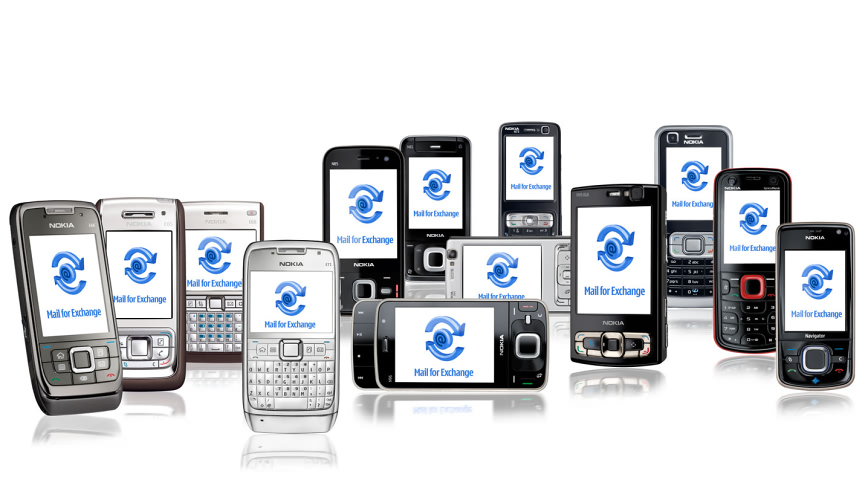 All of Nokia's S60 3rd Edition Smartphones Are Now Mail for
