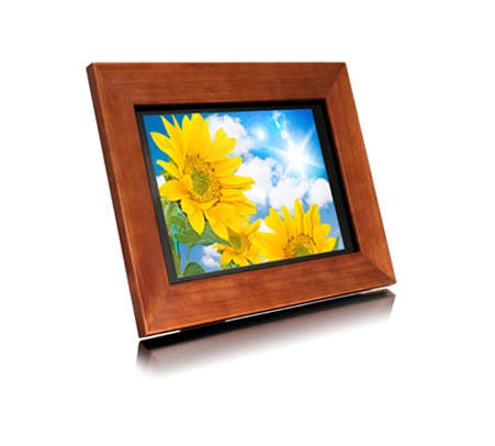 Aluratek Rolls Out Quite Cheap Rather Standard Digital Photo Frames