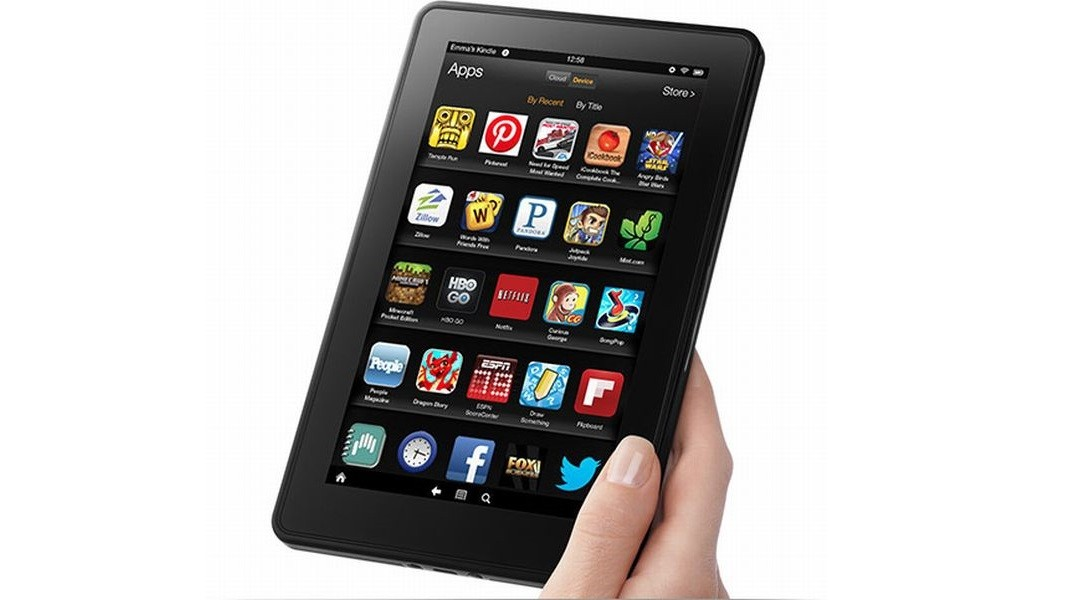 Amazon Kindle Fire 1st Generation Receives Firmware 6.3.3