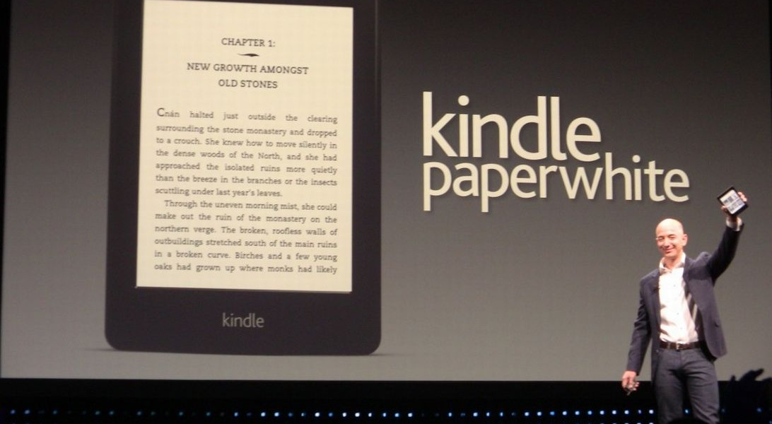 amazon kindle paperwhite receives a 5 3 5 firmware version
