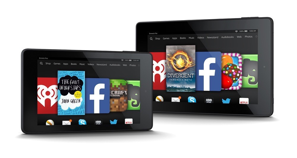 Amazon Outs Firmware for Its New Fire HD 6 and 7 Tablets