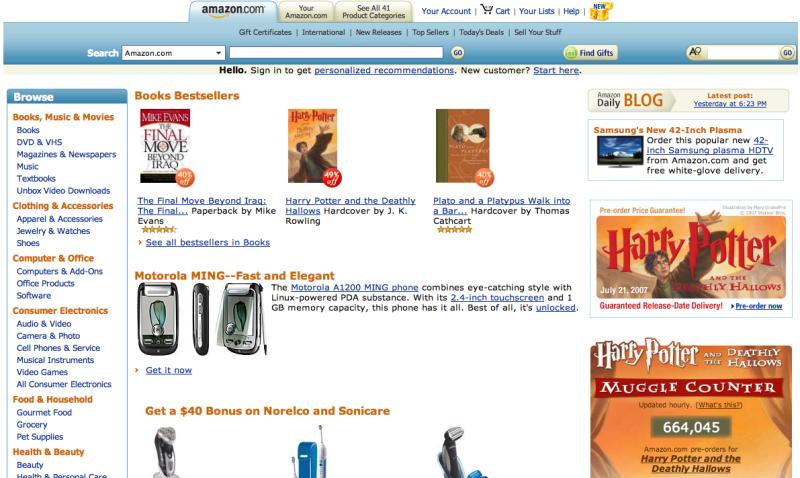 Amazon to Revolutionize Online MP3 Distribution: DRM-Free