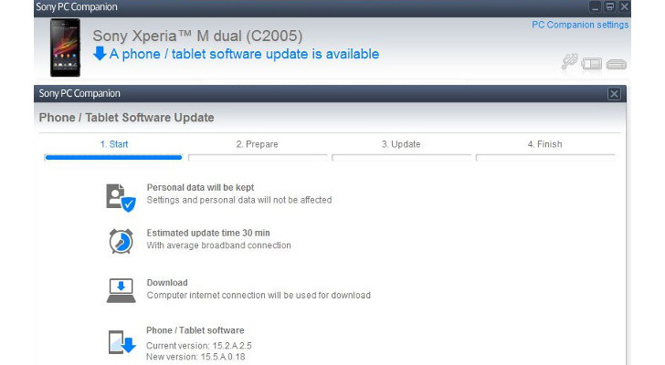 Android 4 3 Jelly Bean Update Now Available for Sony Xperia