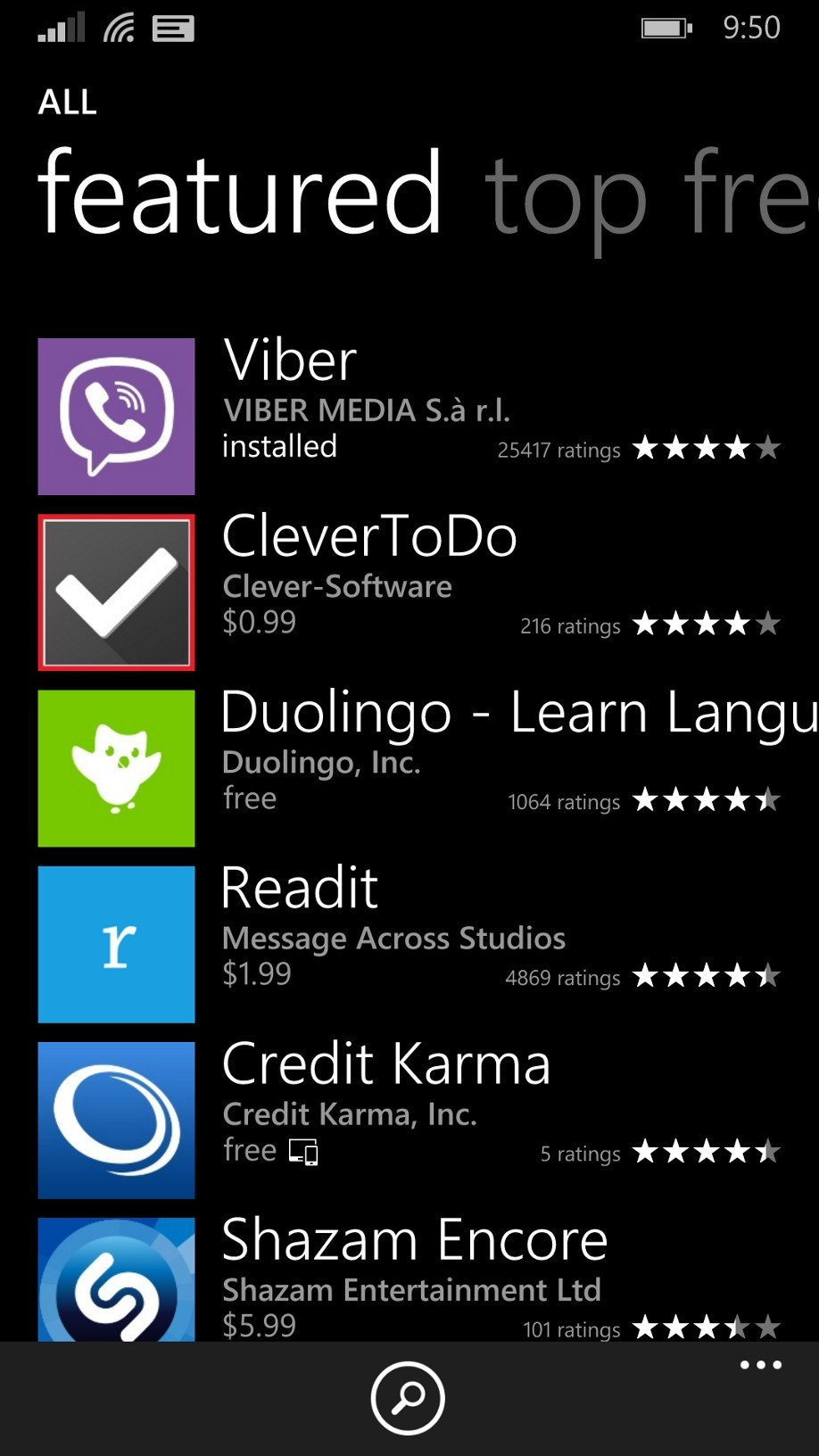 Dating apps on windows phone