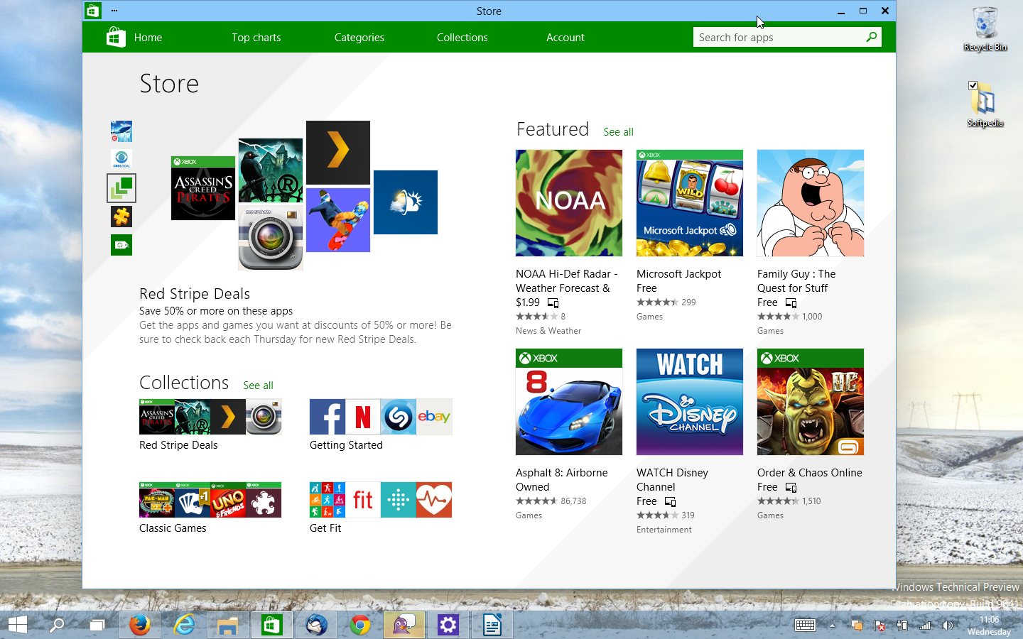 android app store for windows 10