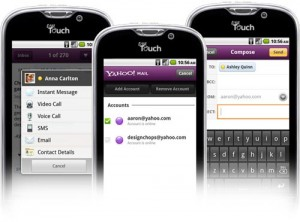 Yahoo Mail Messenger Optimized For Android