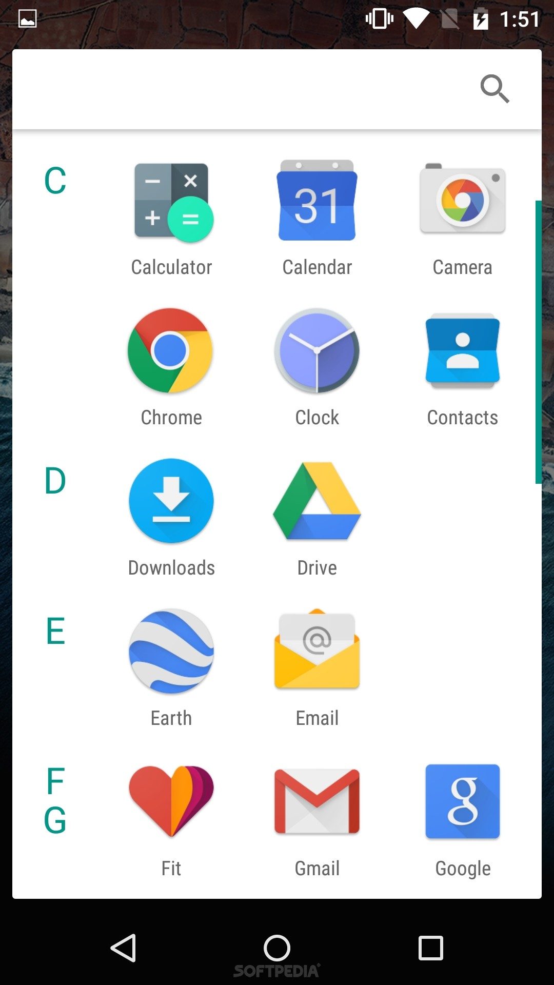 how to download images from google in android mobile