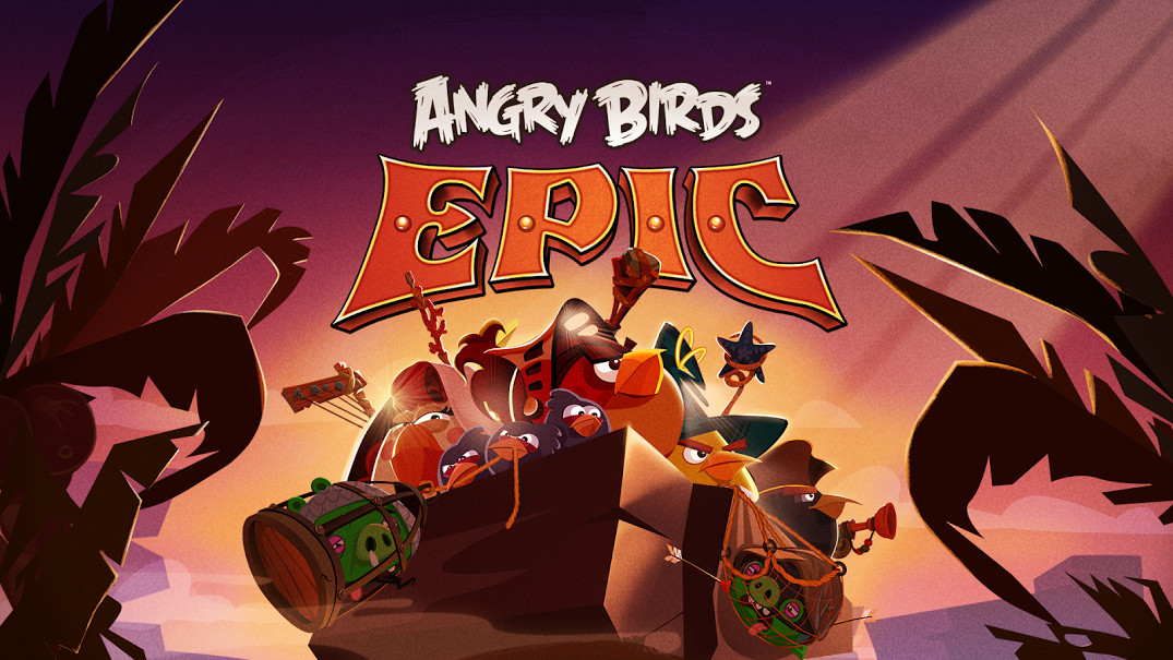 Angry Birds Epic Turn-Based RPG Launching Soon on Android