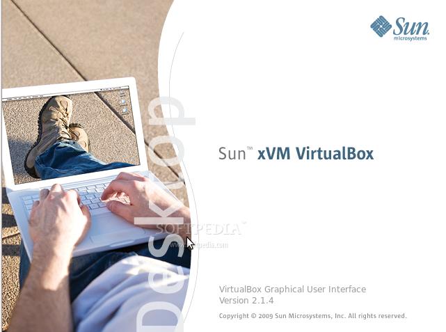 sun xvm virtualbox 2.1.4