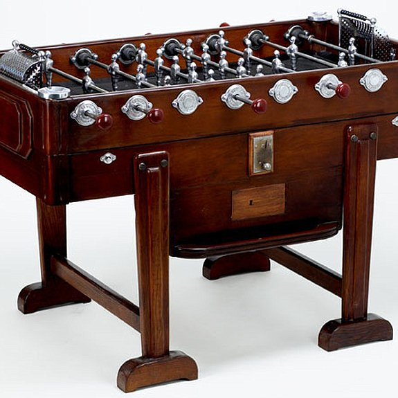 Antique Foosball Tables Collectors Items - Antique foosball table for sale