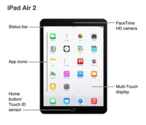 Apple Accidentally Leaks New iPads