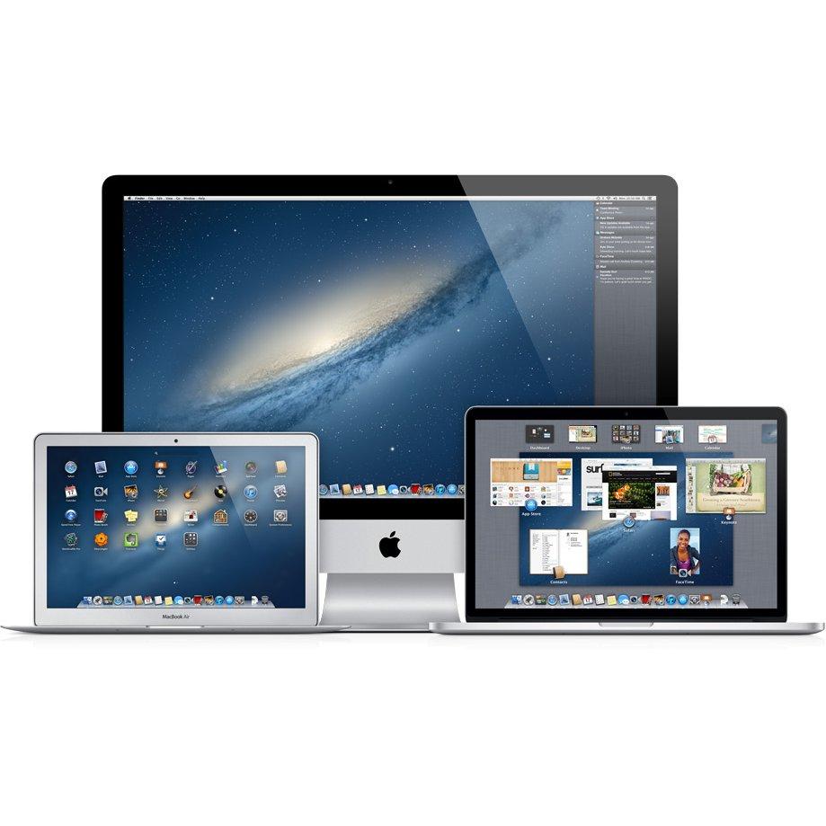 Apple Announces OS X 10.8 Mountain Lion Release Date