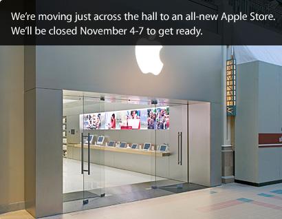 Apple store bridgewater