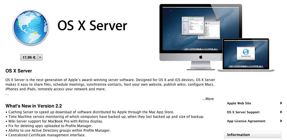 Server monitor apple download