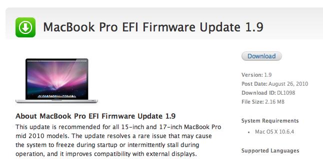 Macbook pro 2010 upgrade os catalina