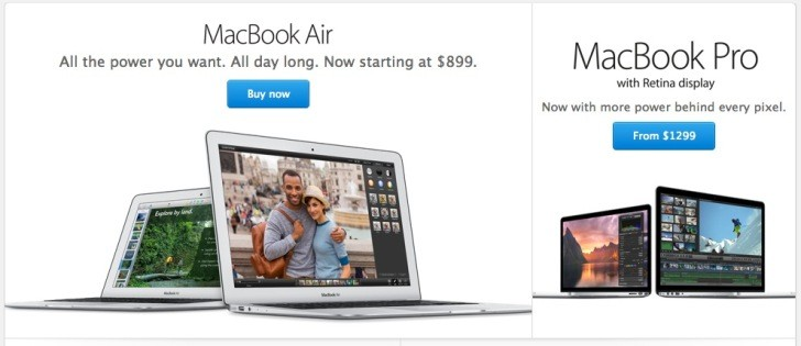 Apple Launches New MacBook Air Line with Updated ...