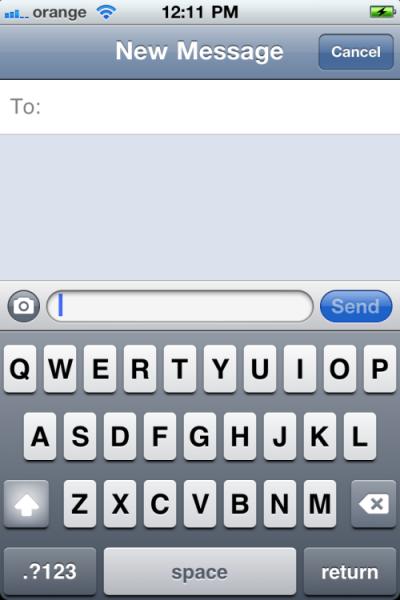 Iphone sexting pics