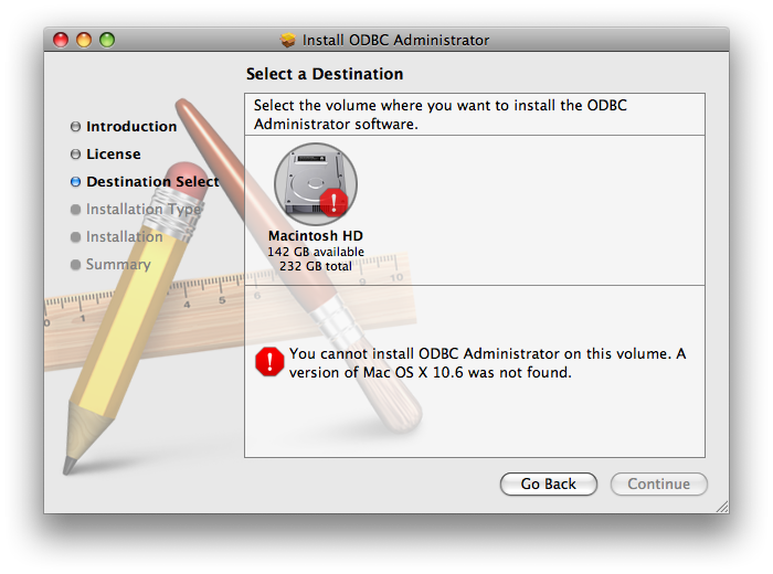 Apple Releases ODBC Administrator Tool for Snow Leopard