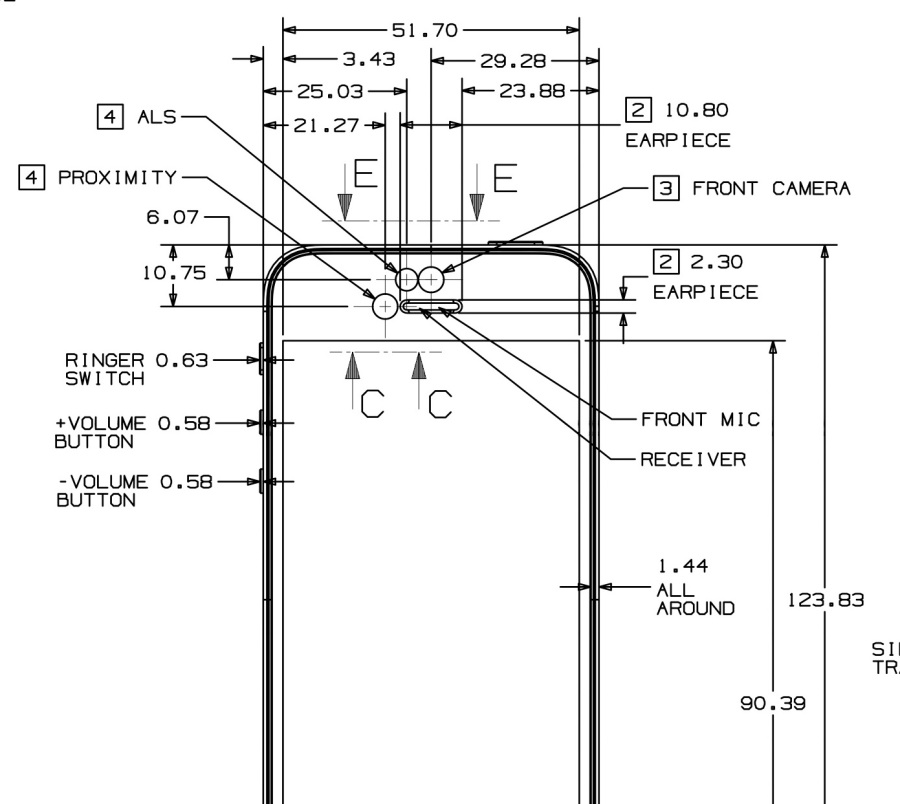 Iphone 5 Schematics Available As Free Download From Apple