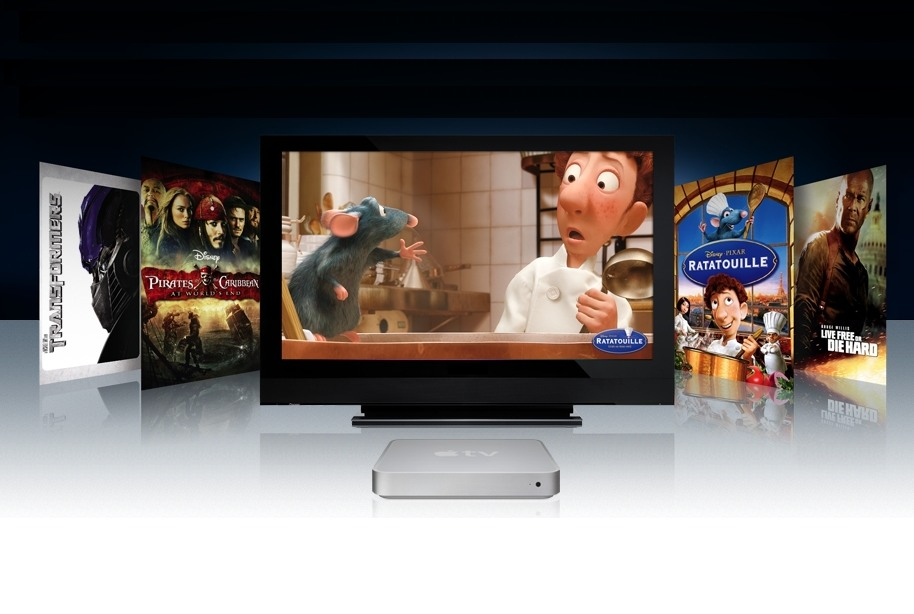Apple TV, Take 2 + iTunes Movie Rentals: The Next Big Hit in