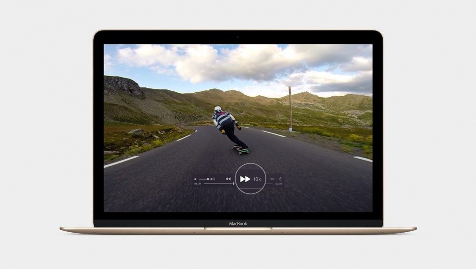 Apple Unveils 12-Inch MacBook with Retina Display, Fanless ...