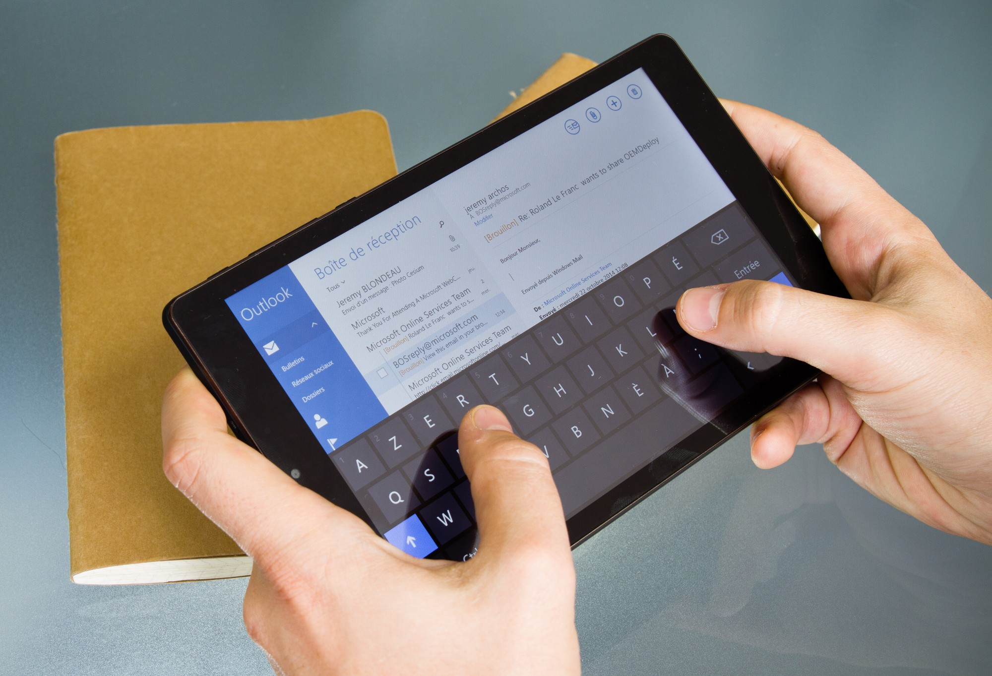 Archos 80 Cesium Is A Cheap 8 Inch Windows 8 1 Tablet